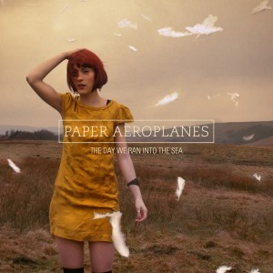 PAPER AEROPLANES – The Day We Ran Into the Sea CD