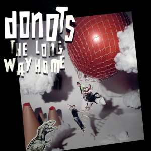 DONOTS – The Long Way Home CD