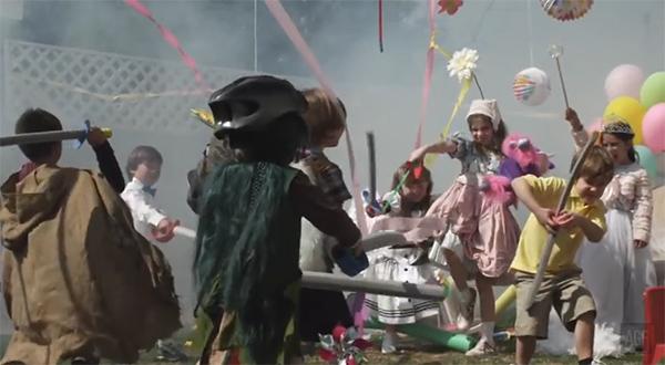 A genuine freakshow - hopscotch