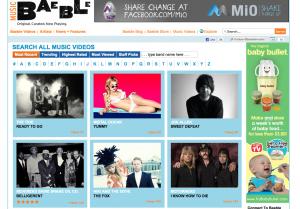 Jon Allen Video Featured on Baeble Music!