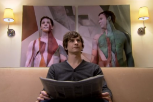 Gotye Performs on Saturday Night Live and Stars in Sketch