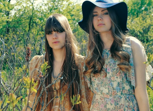 "First Aid Kit Performs ""Emmylou"" on Conan"