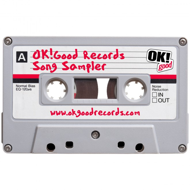 OK!Good Records Song Sampler Vol 2