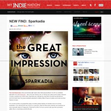 "My Indie Nation reviews ""The Great Impression"""