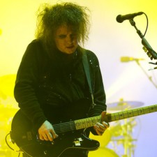 The Cure at Reading 2012