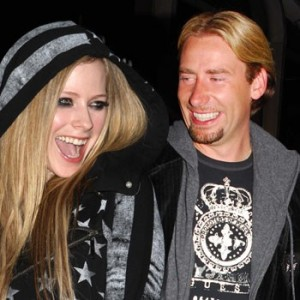 Avril Lavigne and Chad Kroeger Are Engaged