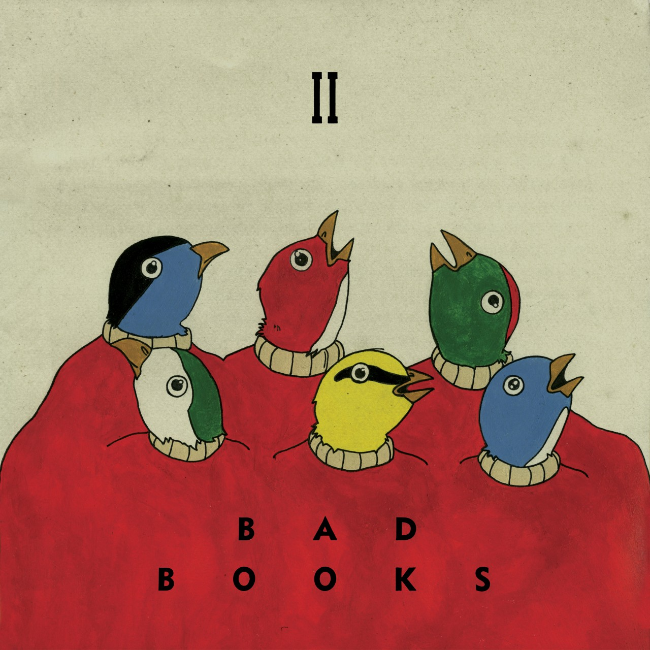"Bad Books Premieres New Song ""Forest Whitaker"""