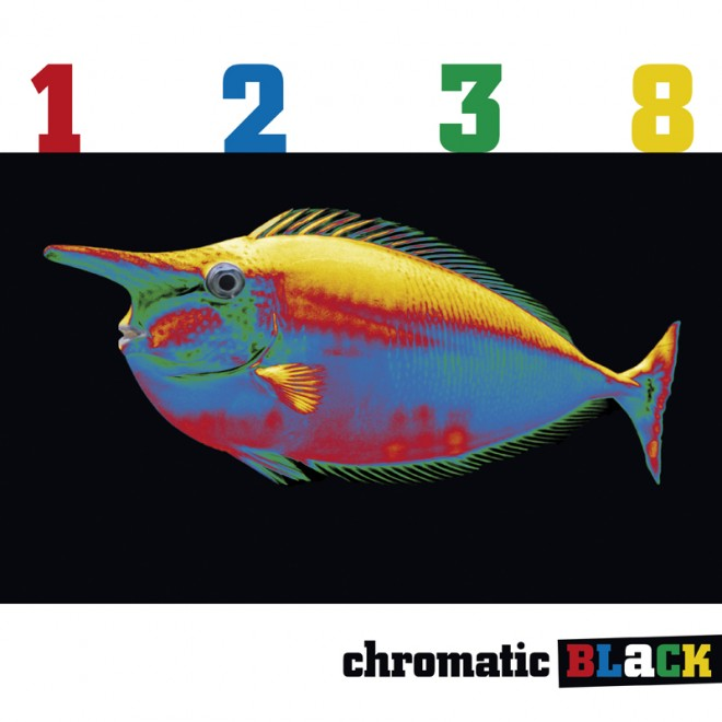chromatic BLaCK &#8211; 1,2,3,8 Single