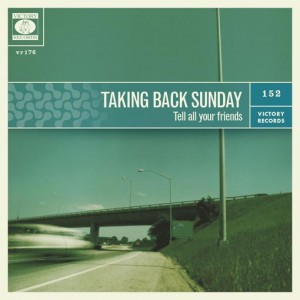 "Taking Back Sunday's ""Tell All Your Friends"" 10-Year Anniversary Tour"