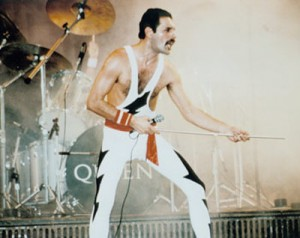 Happy Birthday to Freddie Mercury