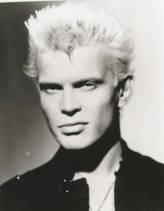 Happy 57th Birthday, Billy Idol!