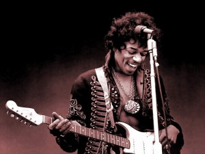 Happy 70th Birthday, Jimi Hendrix!