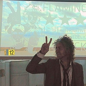 Flaming Lips Frontman Brought A Grenade To The Airport