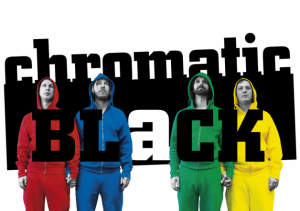 Listen To A Song By chromatic BLaCK before they were chromatic BLaCK