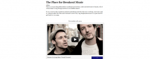 """The Place For Breakout Music Features Donots' """"So Long"""" Video Clip"""