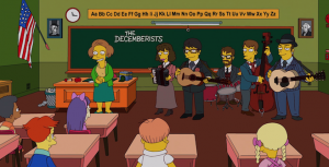 Check Out The Decemberists On The Simpsons