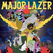 Major Lazer Reveals Album Tracklist