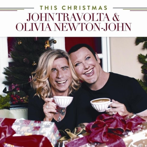 John Travolta And Olivia Newton-John Release Holiday Video, The World Cringes