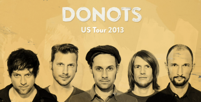 Donots Release New Tour Trailer