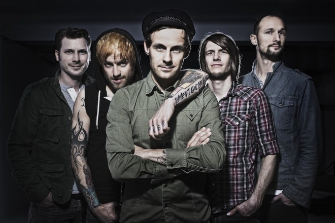 Hollywood Music Magazine Interview The Donots