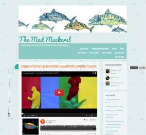 "chromatic BLaCK's ""1,2,3,8"" Clip Featured On ""The Mad Mackerel"""