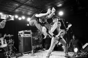 Donots At The Saint in Asbury Park, NJ (Review And Photos)
