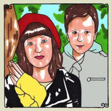 The Paper Aeroplanes Daytrotter Session Is Now Online
