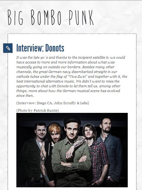 donots interview