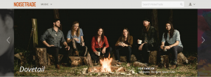 Dovetail Are Noisetrade's Feature Artist
