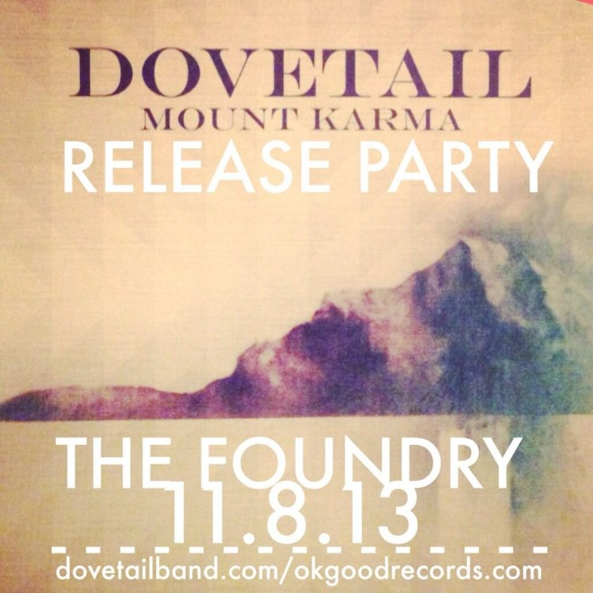 dovetail record release party