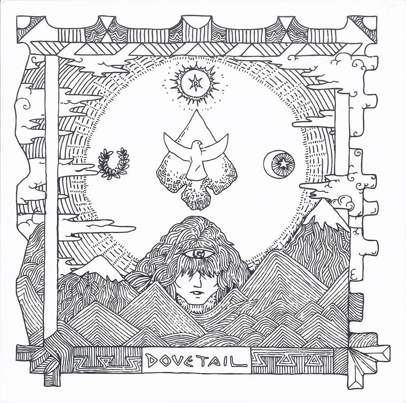 """Dovetail - Julie 7"""" Vinyl Single"""