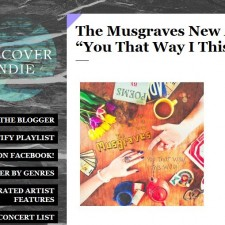 Discover Indie Features The Musgraves