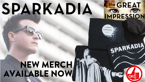 New Sparkadia Merch For Sale!