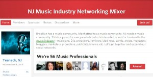 Ok! Good Records Sponsoring New Jersey Music Networking Event