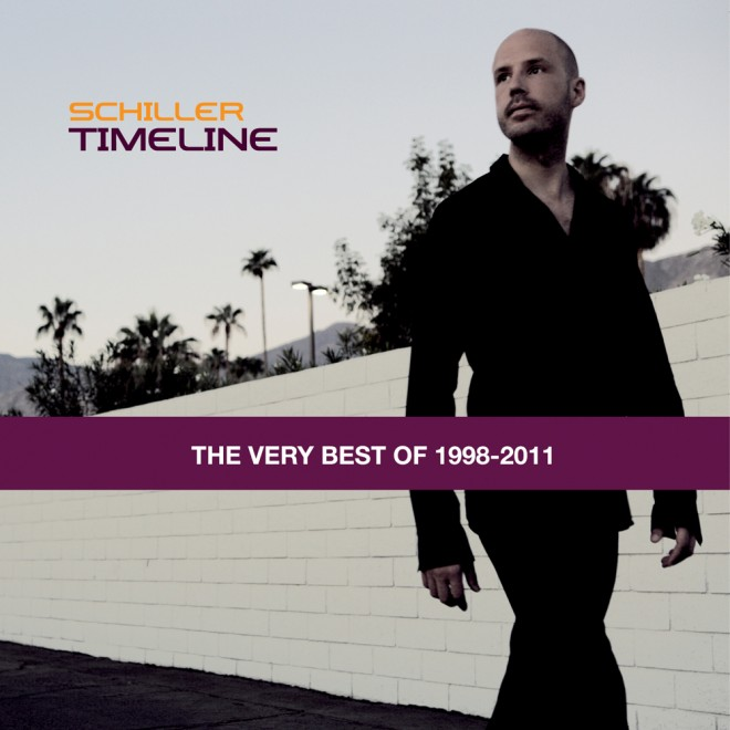 SCHILLER - Timeline: The Very Best of 1998​-​2011 CD