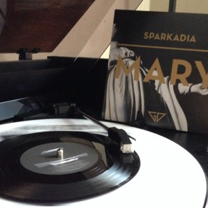 Sparkadia – Mary 7″ Vinyl