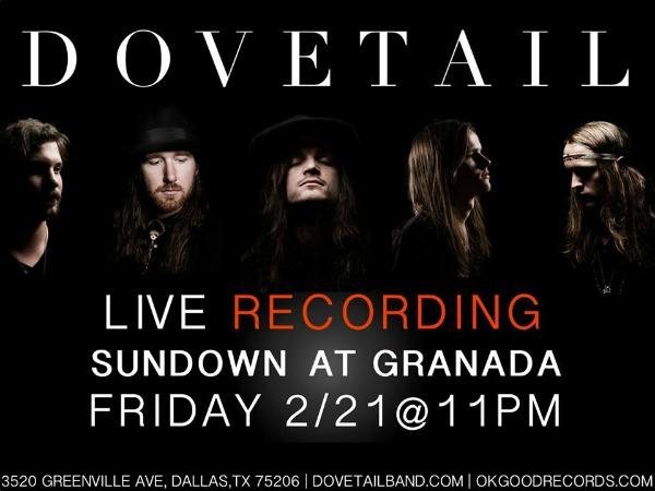 Dovetail Live Recording