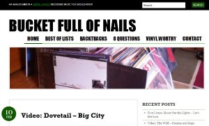"Bucket Full Of Nails Features Dovetail's ""Big City"" Music Video"