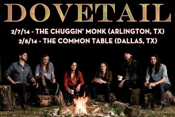 Dovetail Texas Show Dates