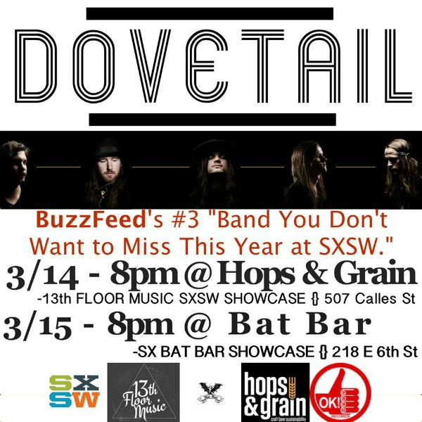 Dovetail SXSW Showcase