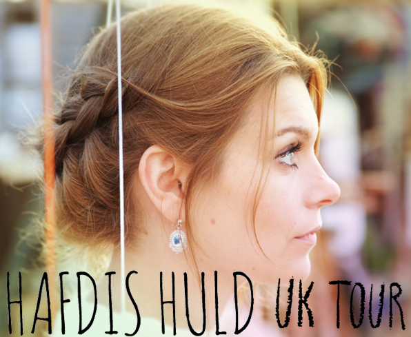 Hafdis Huld UK Tour Dates