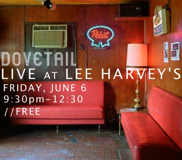 Dovetail Lee Harvey's Texas
