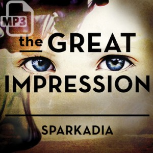 Talking Like I'm Falling Down Stairs – SPARKADIA