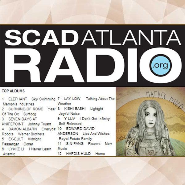 SCAD Atlanta Radio Hafdis Huld Home