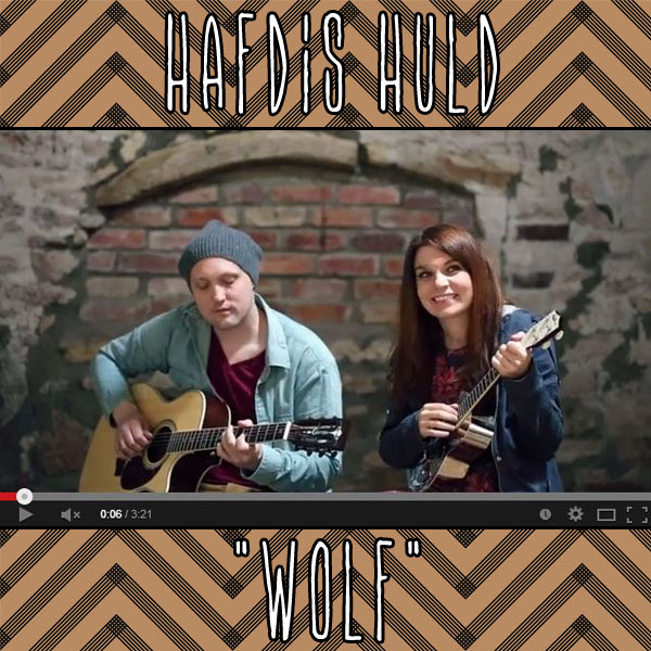Hafdis Huld Wolf Acoustic YouTube