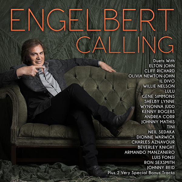 International Music Legend Engelbert Humperdinck Set to Release Highly Anticipated Album on September 30