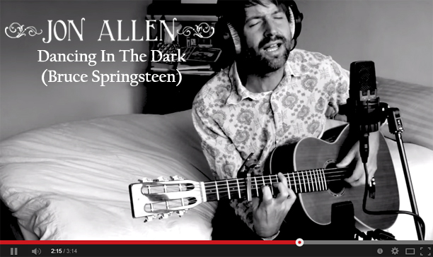 Jon Allen Covers Bruce Springsteen