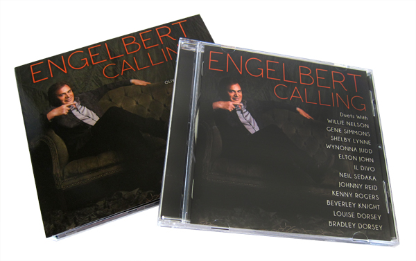 'Engelbert Calling' Collectors Combo