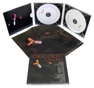 Sneak Peek At New Engelbert Calling CD