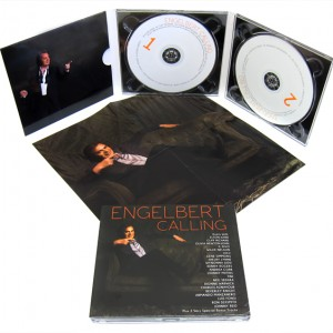 Engelbert Calling Digipack Product Photo 600